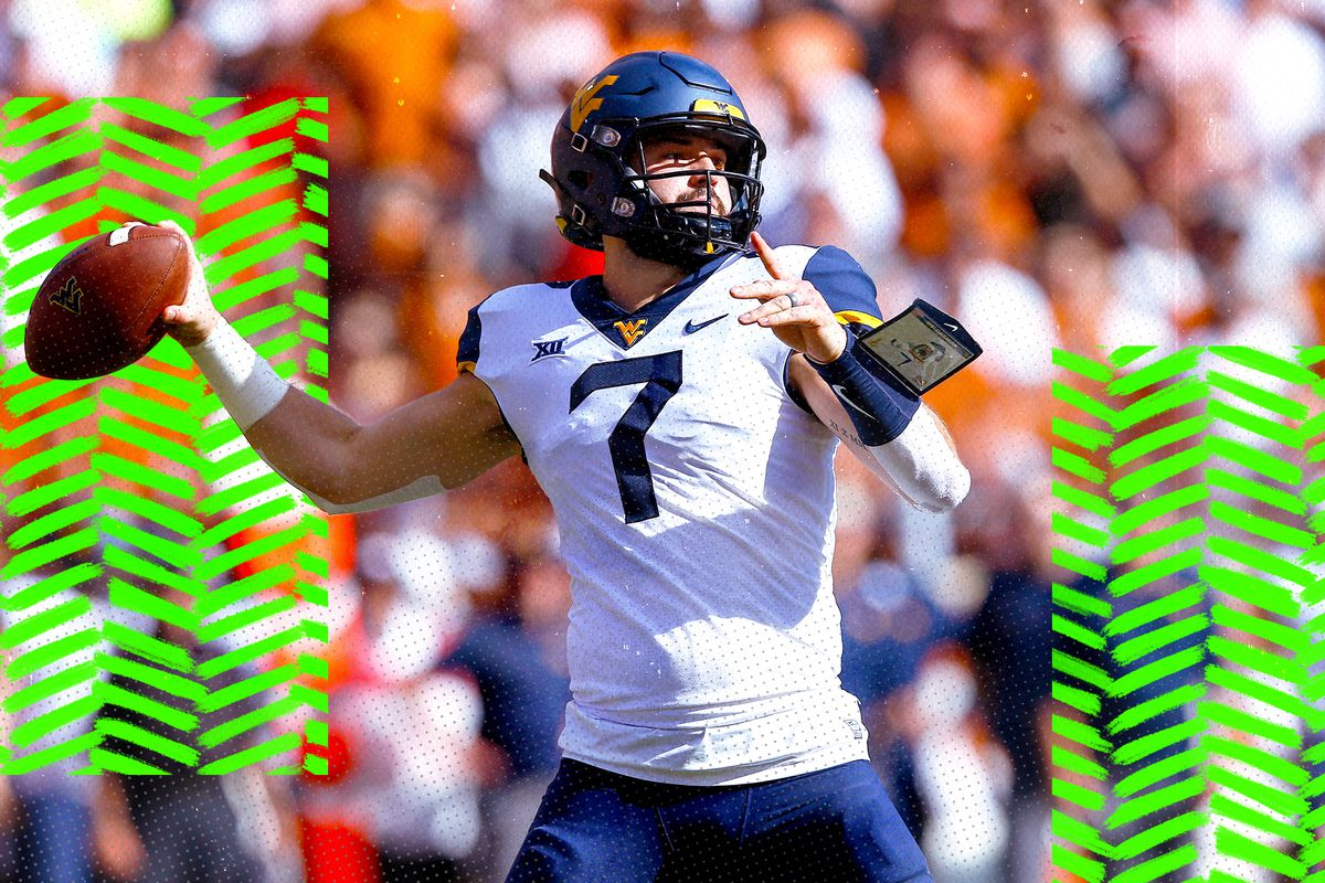 best cheap a115a 24381 In Will Grier, the Panthers probably got the 3rd-best QB in ...