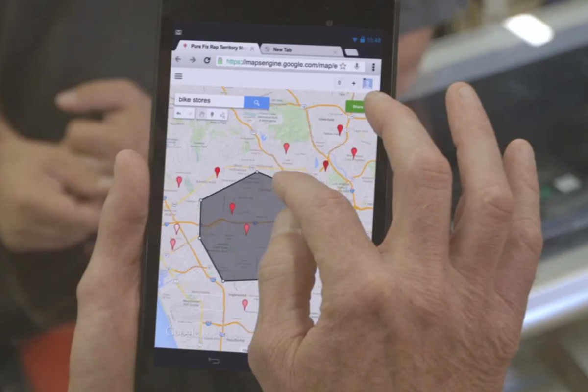 Google tries to bring business data down to earth with ... on google monopoly, google earth home, google search, google maps apple,