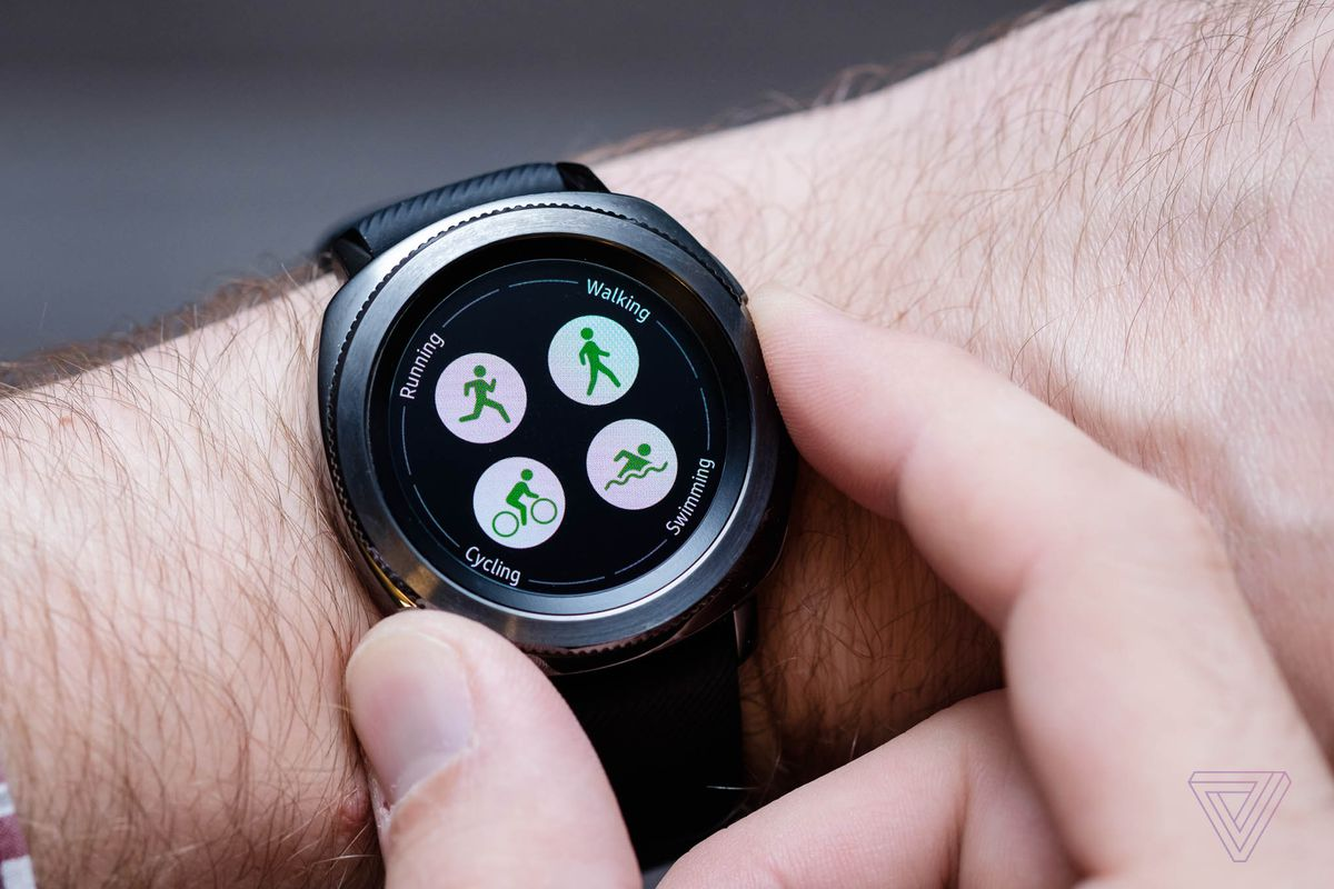 Samsung Gear Sport review: running in circles - The Verge