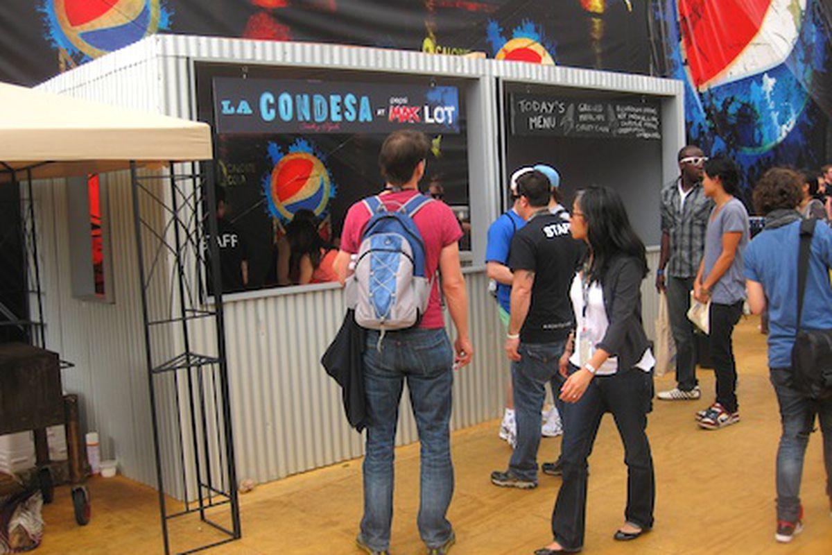 La Condesa at SXSW.