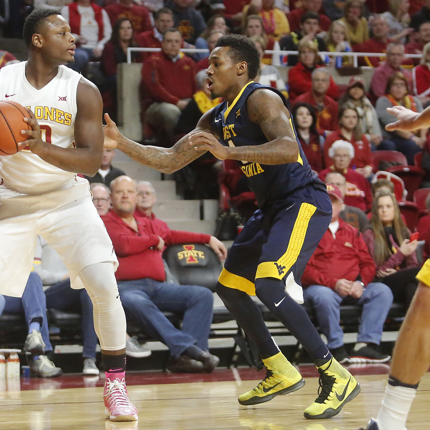 c0c1e1bd0e6d No. 15 West Virginia Looks To Get Back On Track Against Iowa State ...