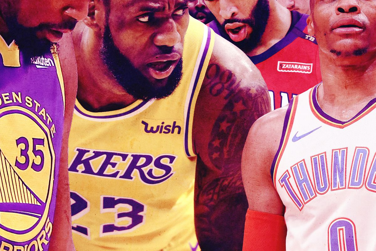new products 8d1b3 09aec The Western Conference Is Historically Close - The Ringer