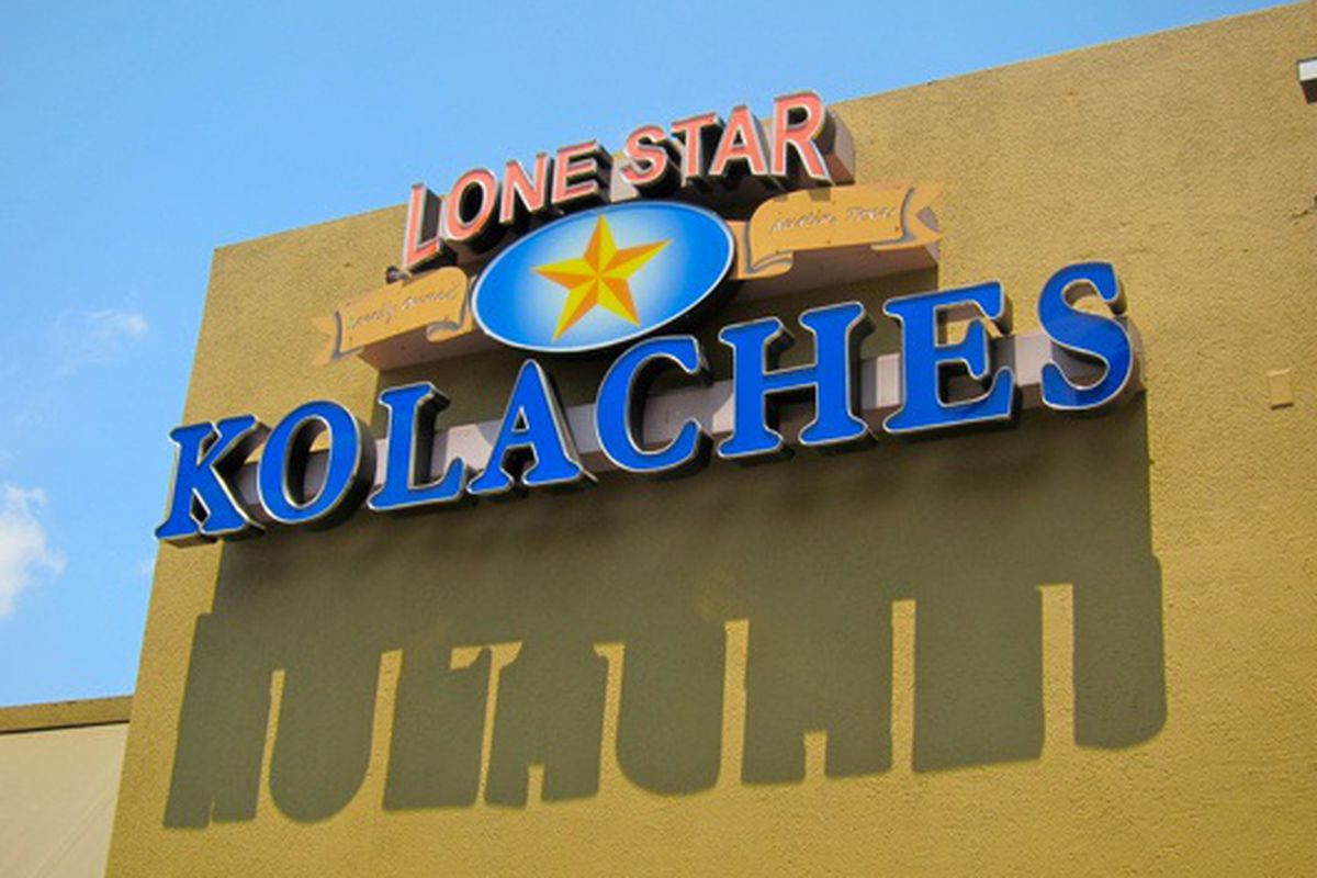 Lone Star Kolaches.