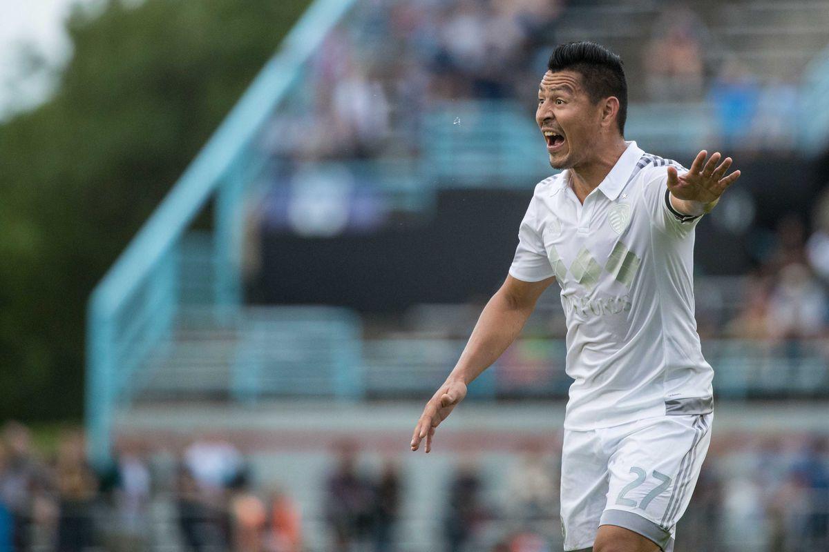 MLS: U.S. Open Cup-Sporting KC at Minnesota United