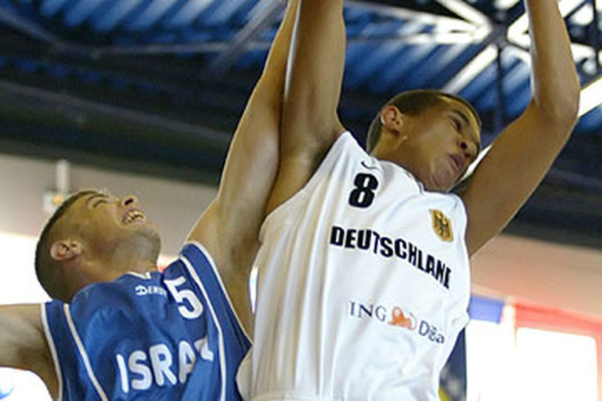 Gonzaga commit Elias Harris led Germany with 24 points and 5 rebounds in the heartbreaking 79-77 loss to Serbia.