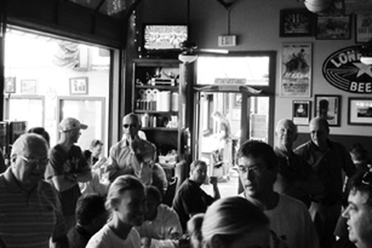 Fox Bros. Bar-B-Q. Photo courtesy of Garish Photography.