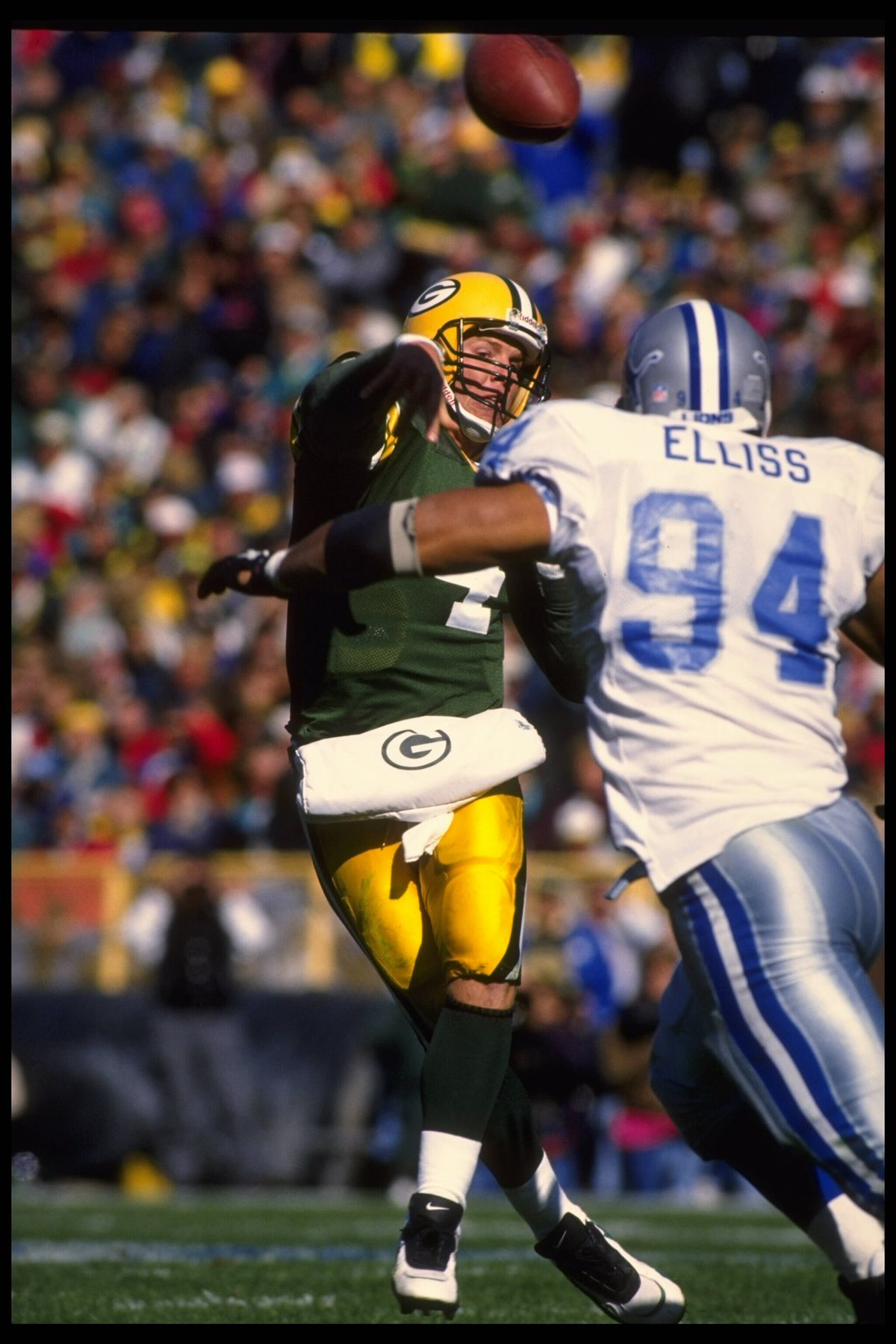Luther Ellis Packers