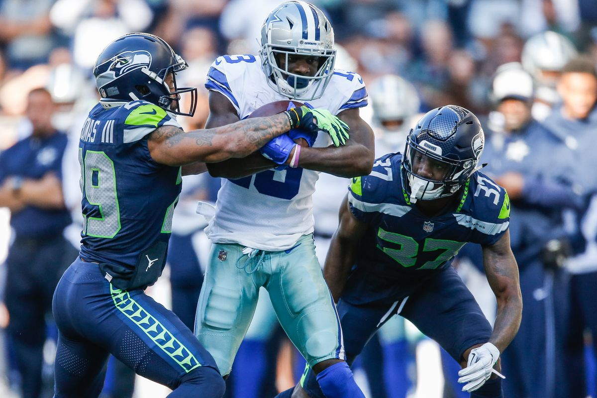 Nfc Wildcard Playoff Seattle Seahawks Dallas Cowboys Live Thread