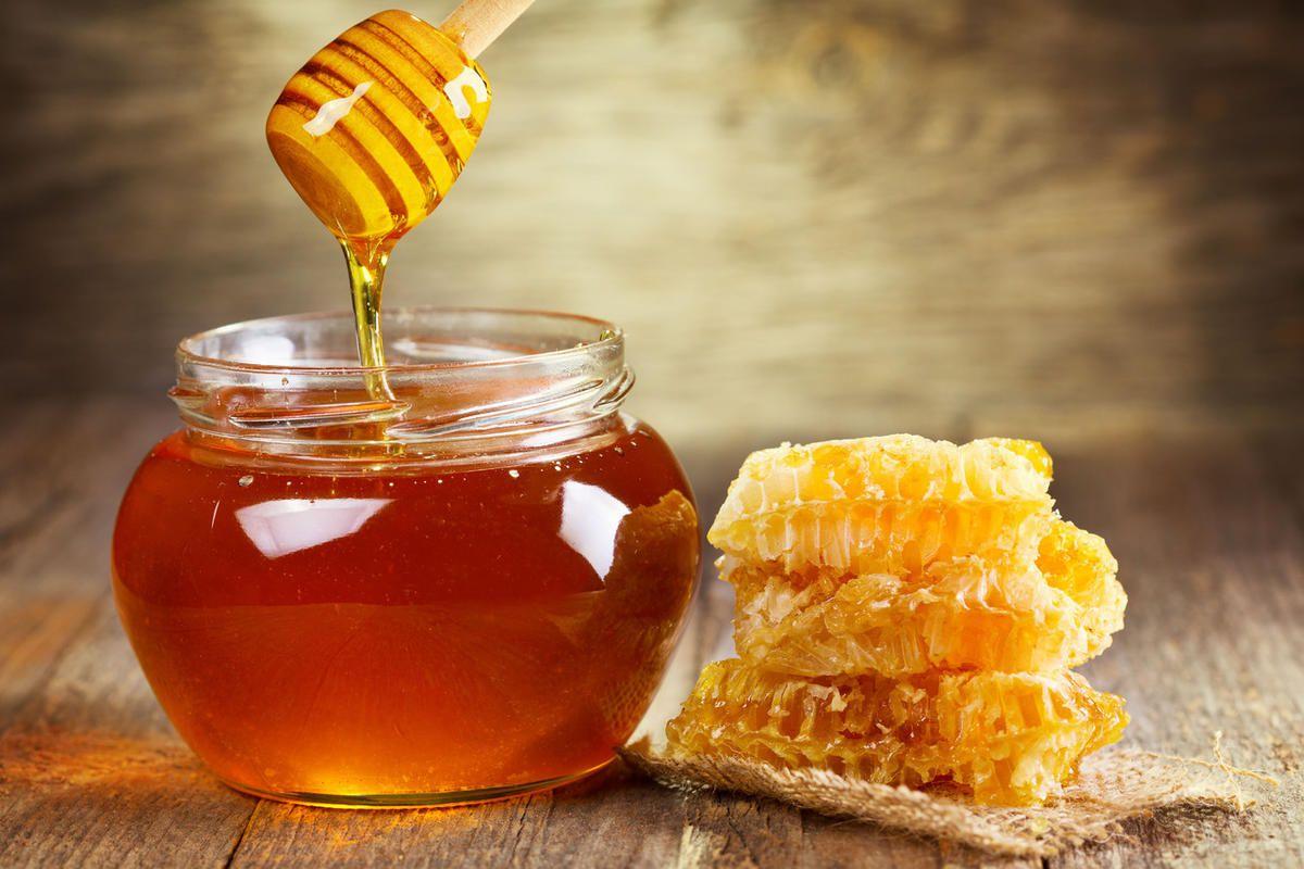 September is National Honey Month.