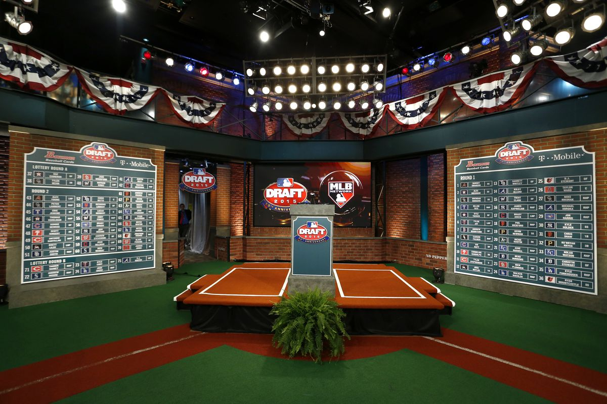 MLB Draft Open Thread: Rounds one and two, 6/12/17