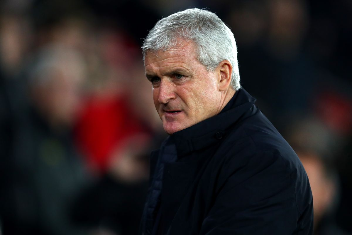 e692207ac60 Southampton sack manager Mark Hughes, search for new coach underway ...