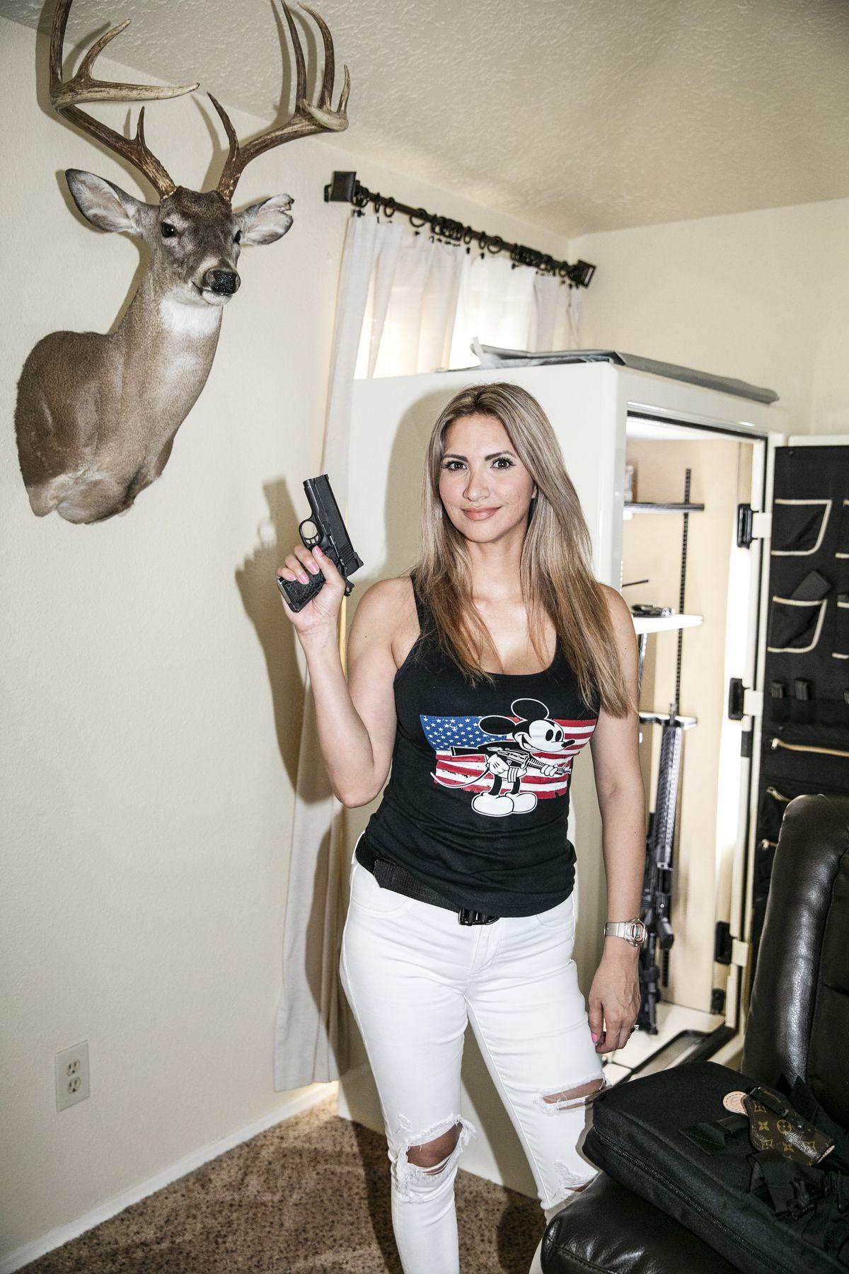 Gun influencers on Instagram are a boon to gun companies - Vox