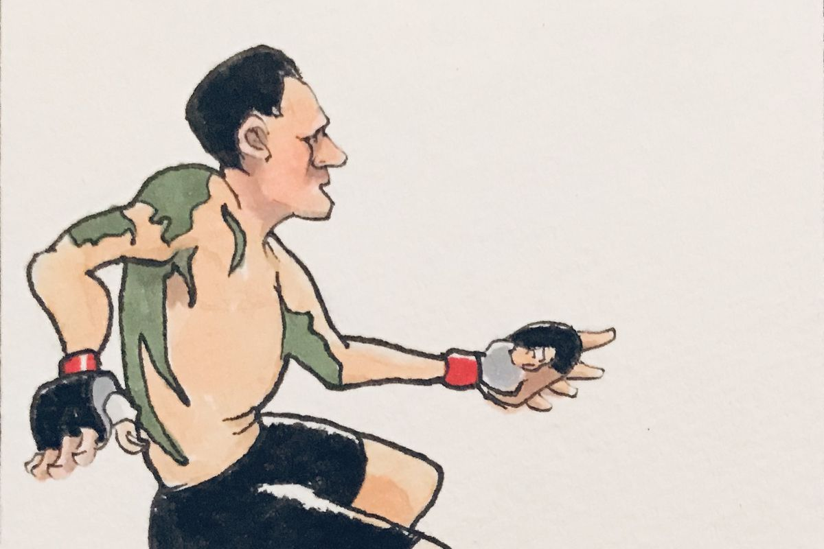 MMA SQUARED: Ups and downs of 2019 - A Max Holloway gallery
