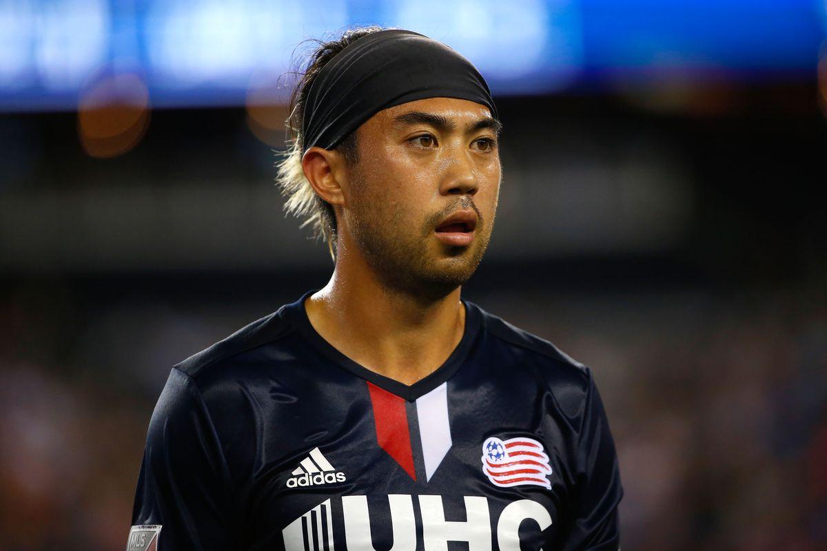 MLS: Vancouver Whitecaps FC at New England Revolution
