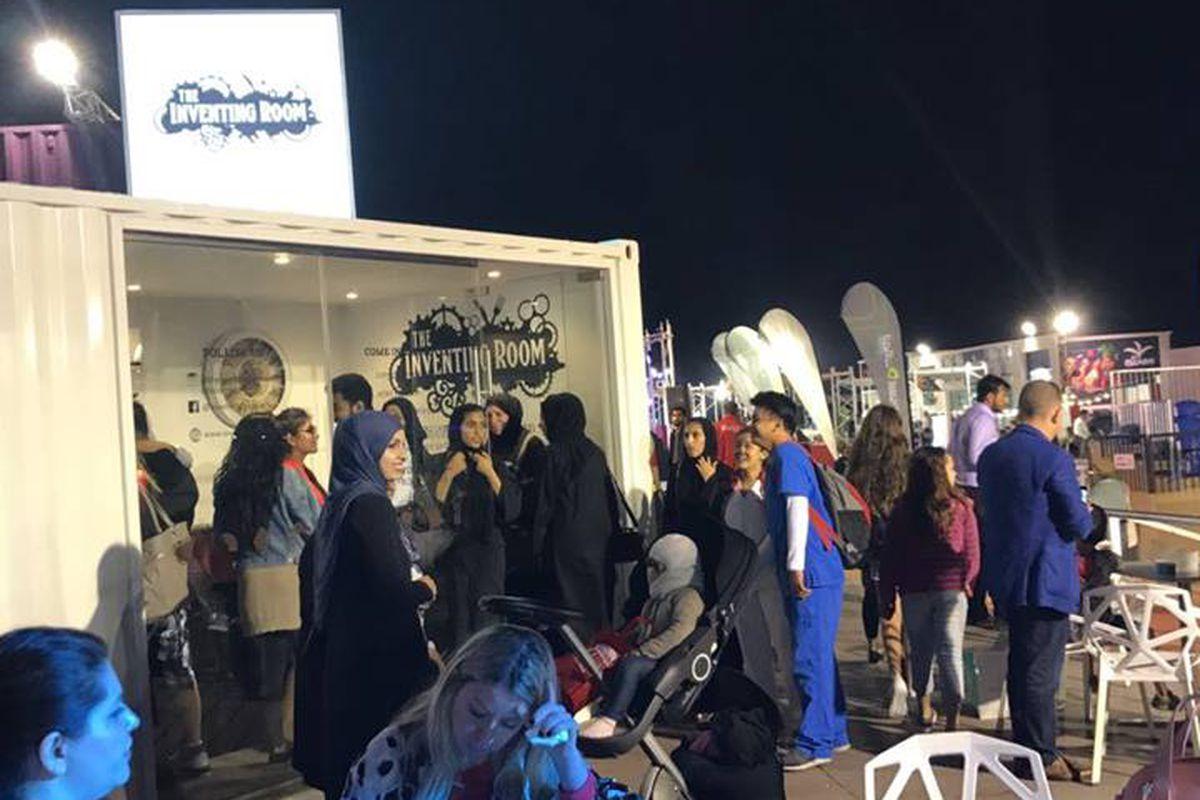 The Inventing Room Is Cranking in Dubai - Eater Denver