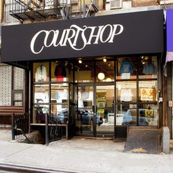 "Courtshop on Mott Street by <a href=""http://williamchanphoto.com/"">William Chan</a>"