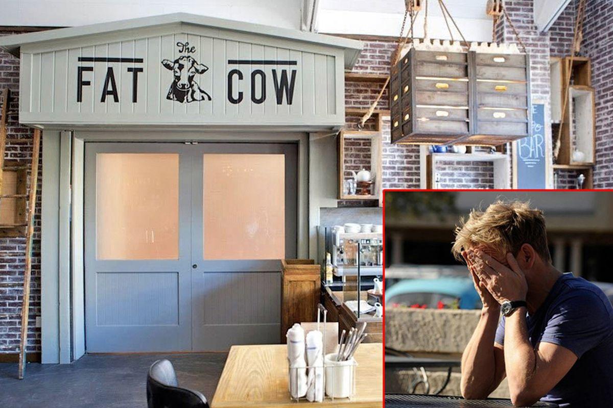 Gordon Ramsay Sued Yet Again Over Failed La Restaurant