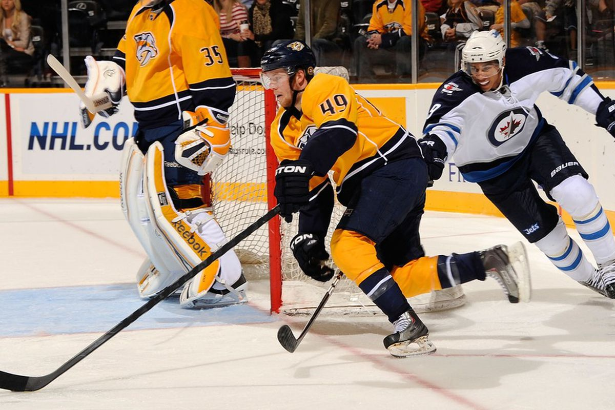 Ryan Ellis may well served to start the season in Milwaukee, as opposed to other players who are practicing on their own, or heading to Europe.