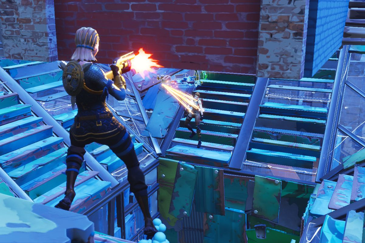 Fortnite S Shotguns Are Getting A Major Nerf Polygon