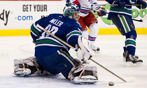 Ryan Miller is my Ken Dryden. (Courtesy of Rich Lam/Getty Images)