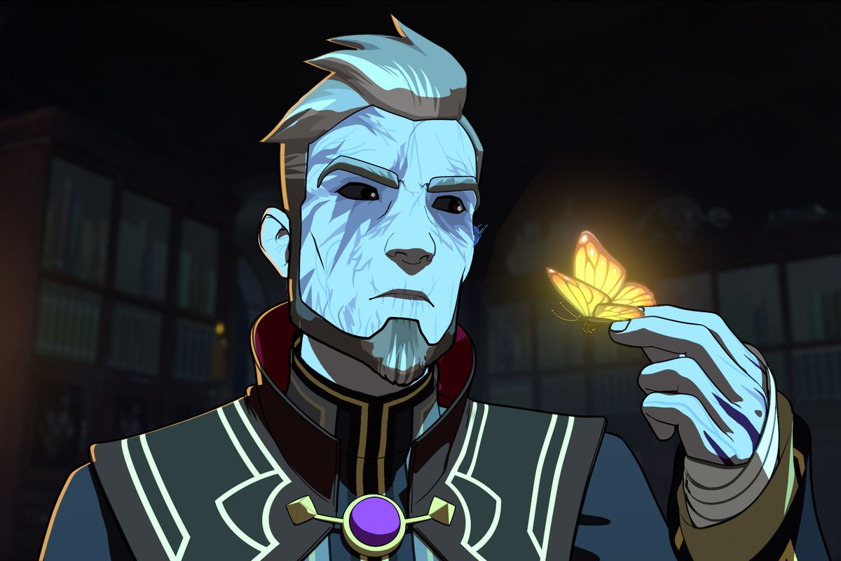 Dragon Prince: Why The Dragon Prince's Viren Makes Such A Compelling