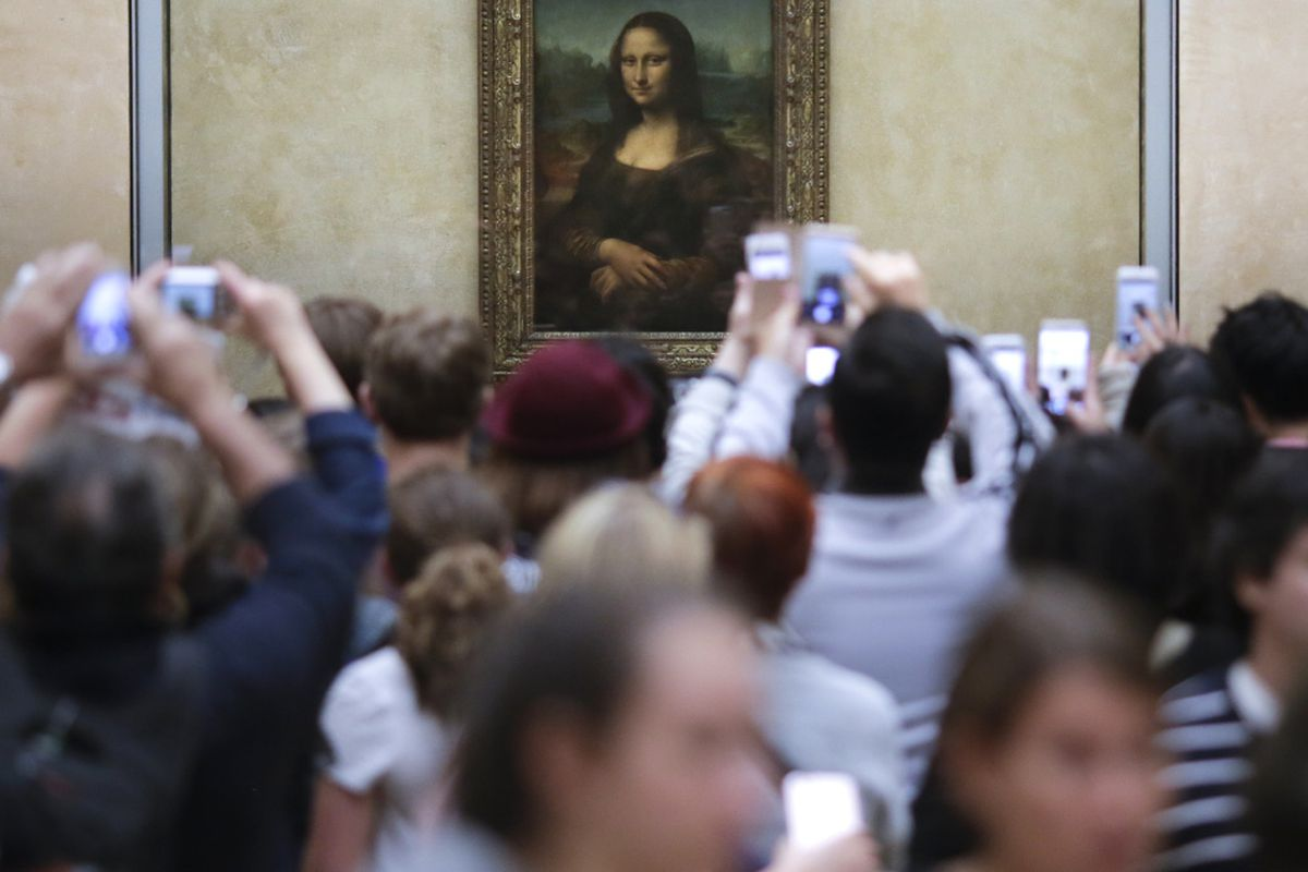 Angry Painter 2016 italy angry over deal to loan da vinci works to louvre