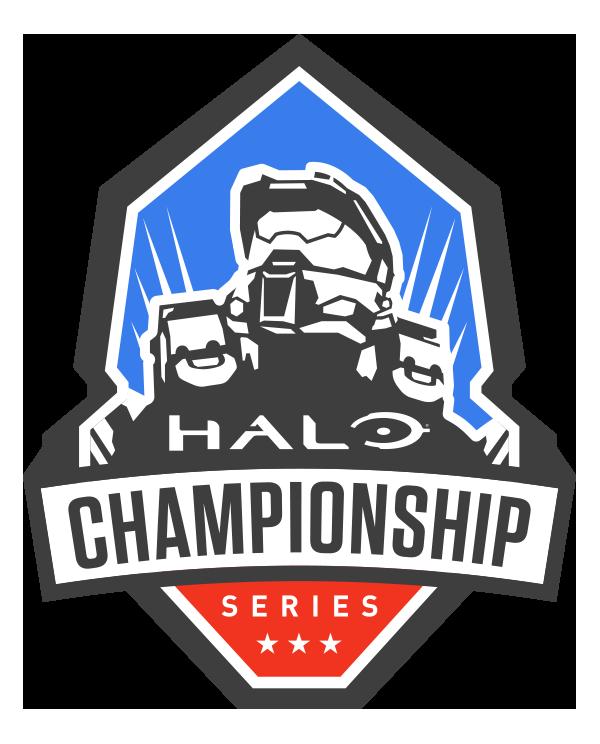 halo championship series logo