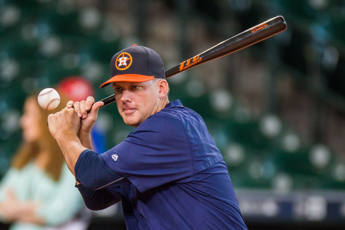 A.J. Hinch managed the Houston Astros from 2015 to 2019, winning the World Series in 2017.