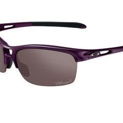 """Sunglasses can help with low winter sun.""<em>—Liz Corkum</em> (Polarized RPM Squared sunglasses, <a href=""http://www.oakley.com/en/womens/sunglasses/sport-sunglasses/rpm/product/W0OO9205?variant=700285863689&fit=GLOBAL&lensShape=SQUARED&technologies=sung"
