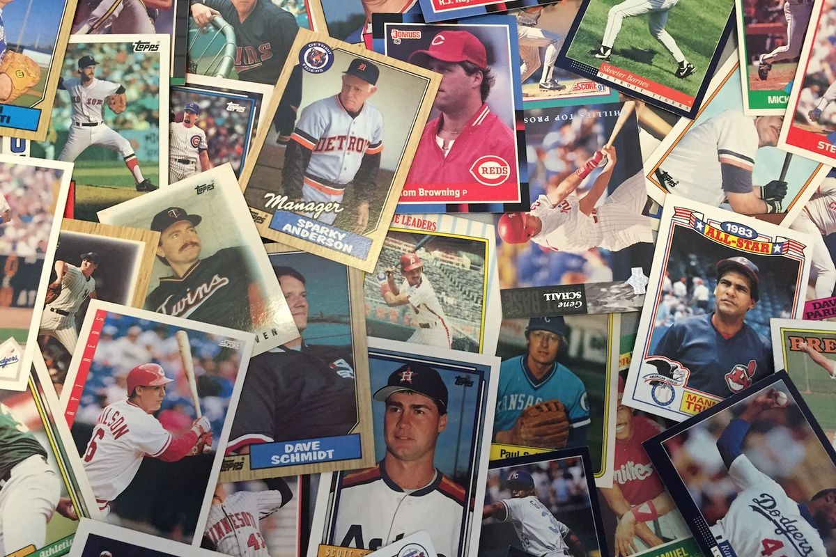 These are not the cards I opened. BUT this image is fun because the M's new skipper makes a cameo.