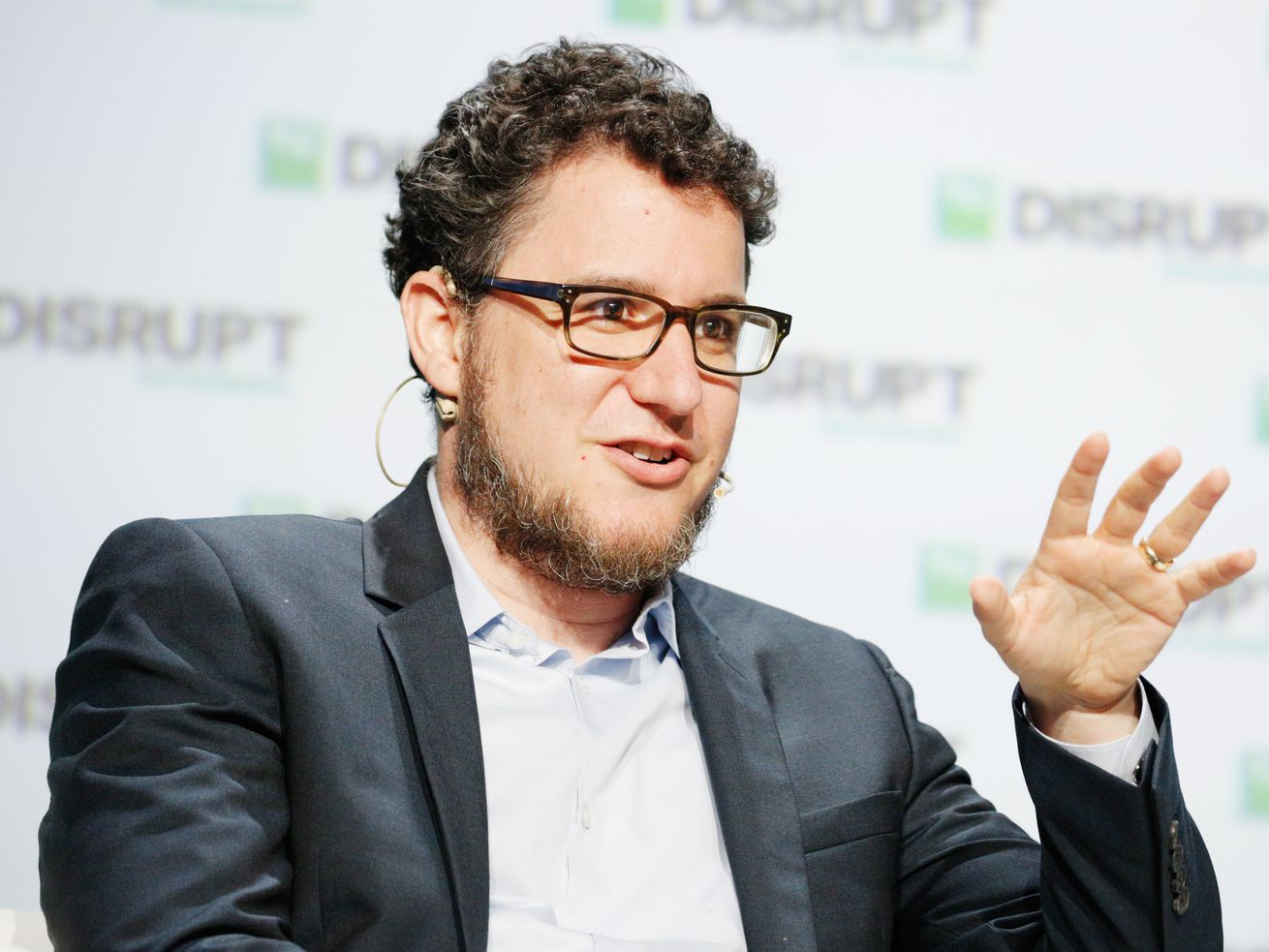 Long-Term Stock Exchange CEO Eric Ries.