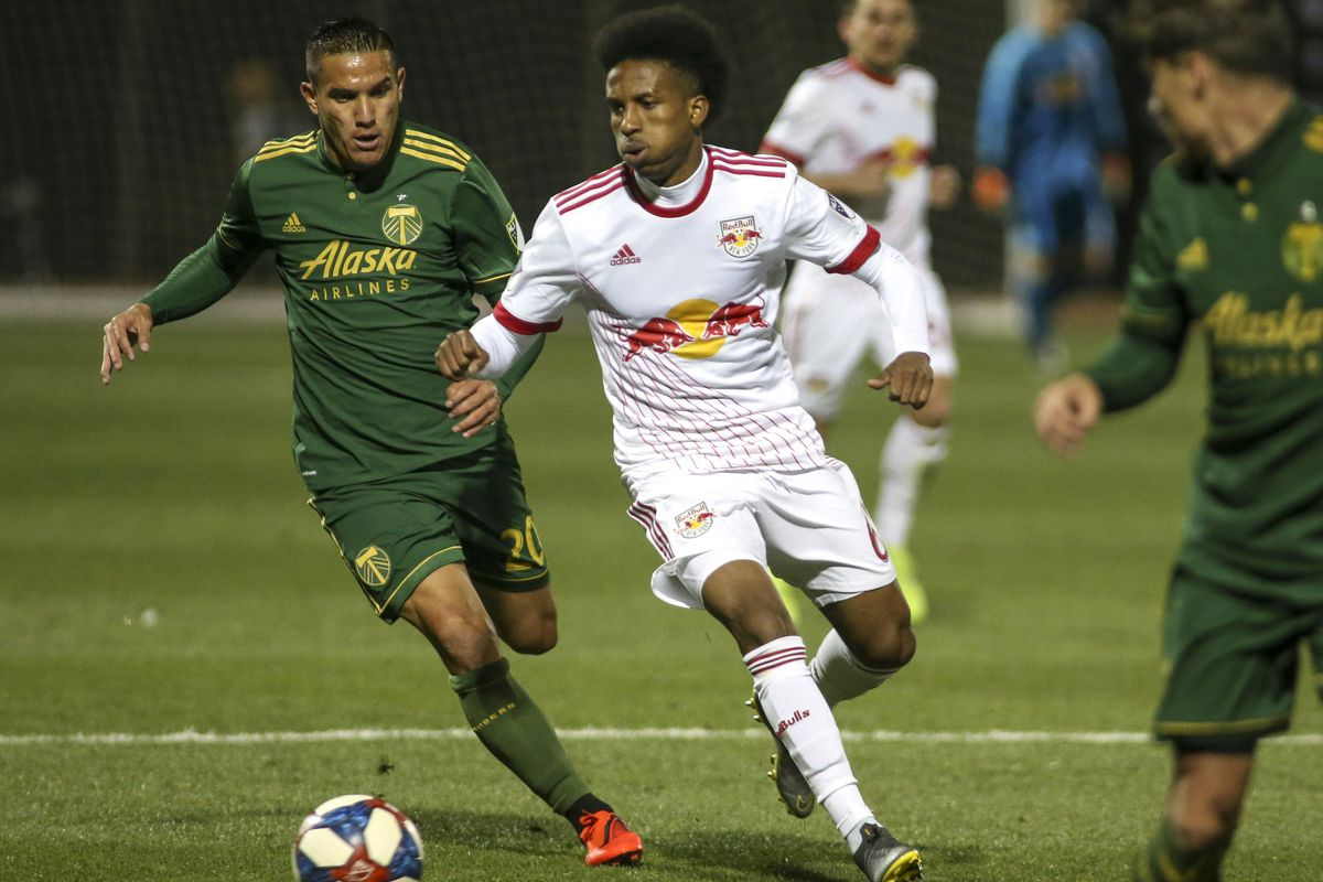Portland Timbers vs. New York Red Bulls: How to watch, preview, match chat [7:30]
