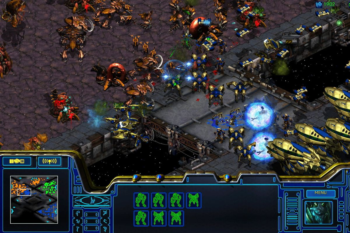 Starcraft Remastered for PC Reviews - Metacritic