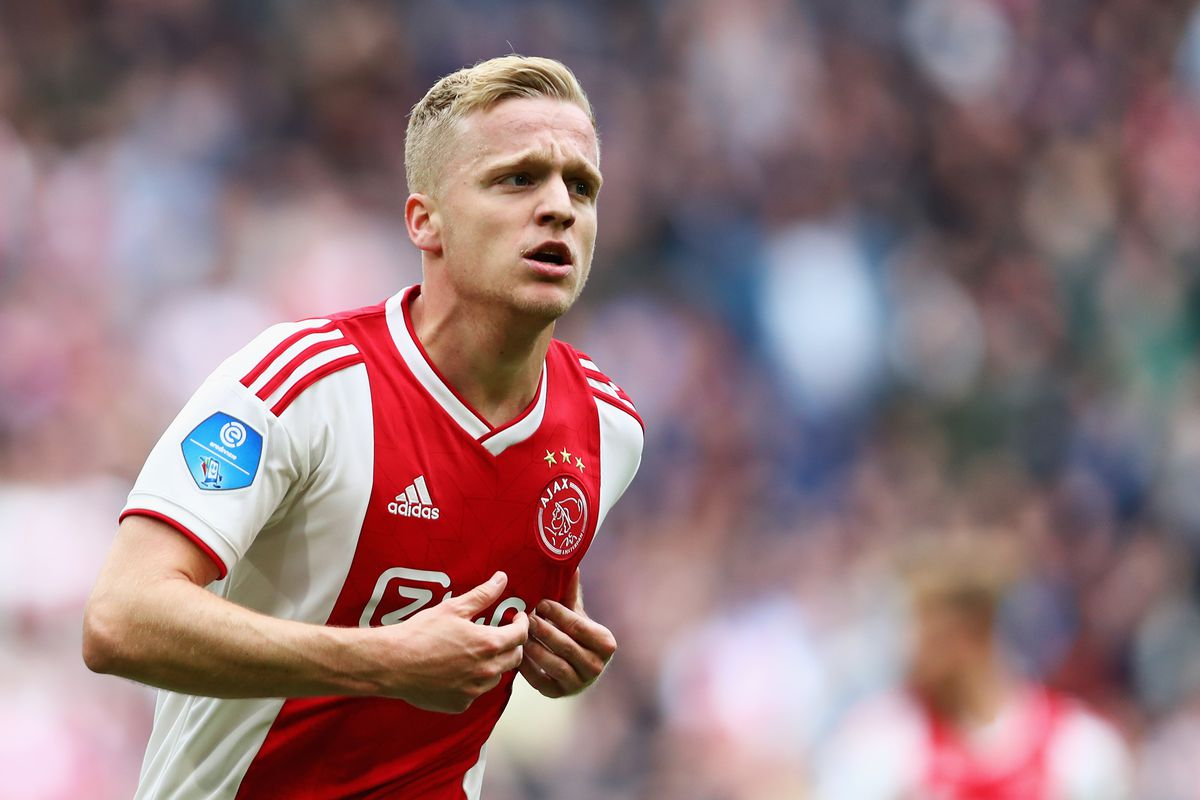 the best attitude cf99d 61907 Barcelona rumour round-up: Van de Beek, Rashford, Mata and ...
