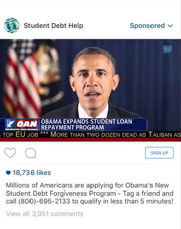 <em>(Screenshot provided by the Consumer Financial Protection Bureau)</em>