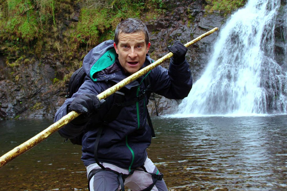 5d501822d In the first trailer for You Vs. Wild, Bear Grylls implies you can kill  him. New ...