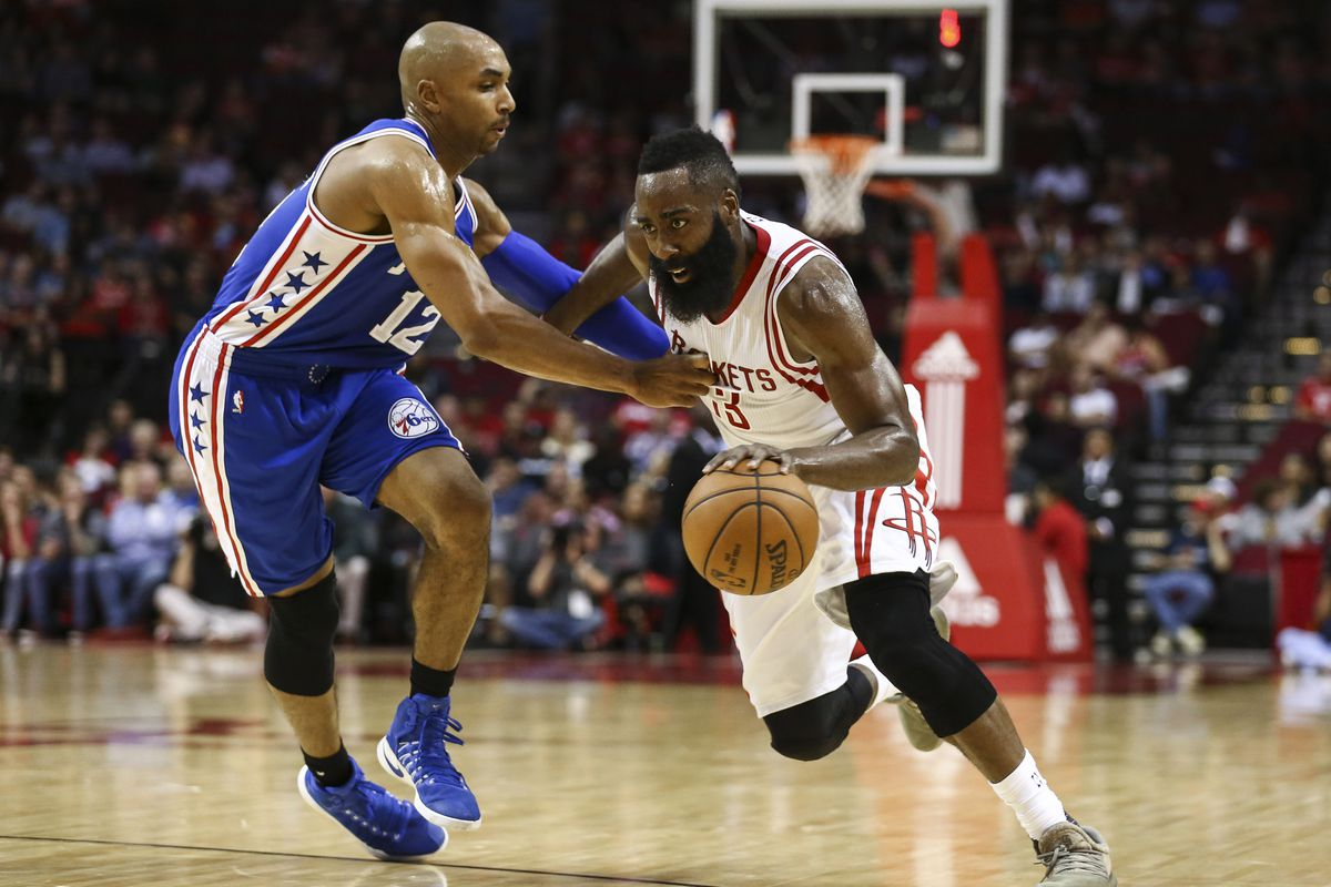 13fb78041 James Harden s passing and play-making is stunning the league - The ...