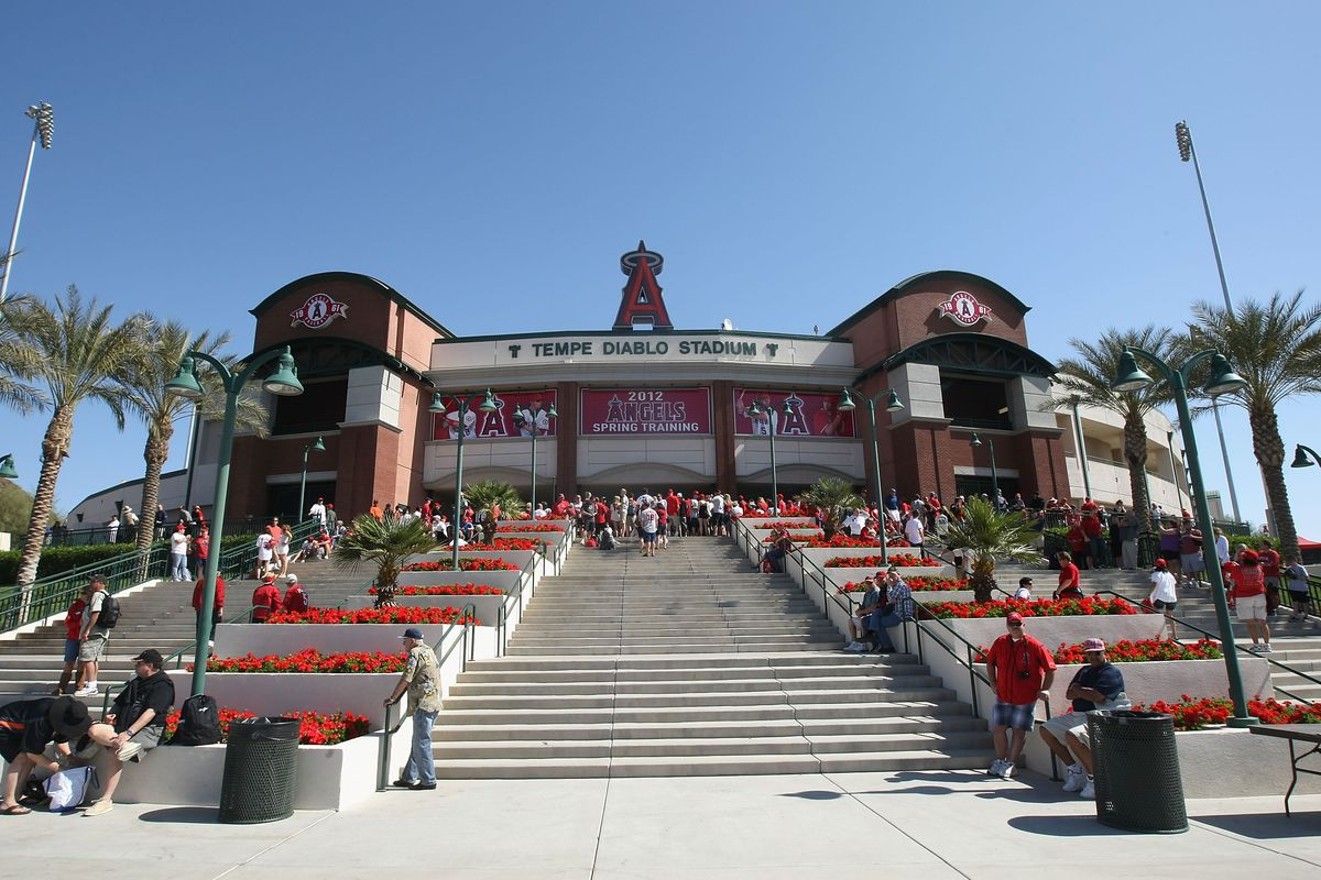 San Francisco Giants v Los Angeles Angels of Anaheim