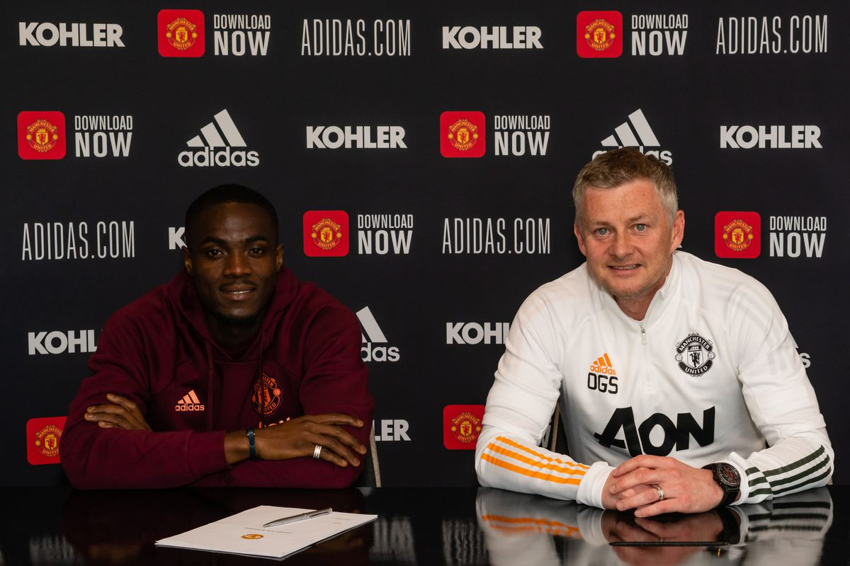 Eric Bailly Signs a Contract Extension at Manchester United