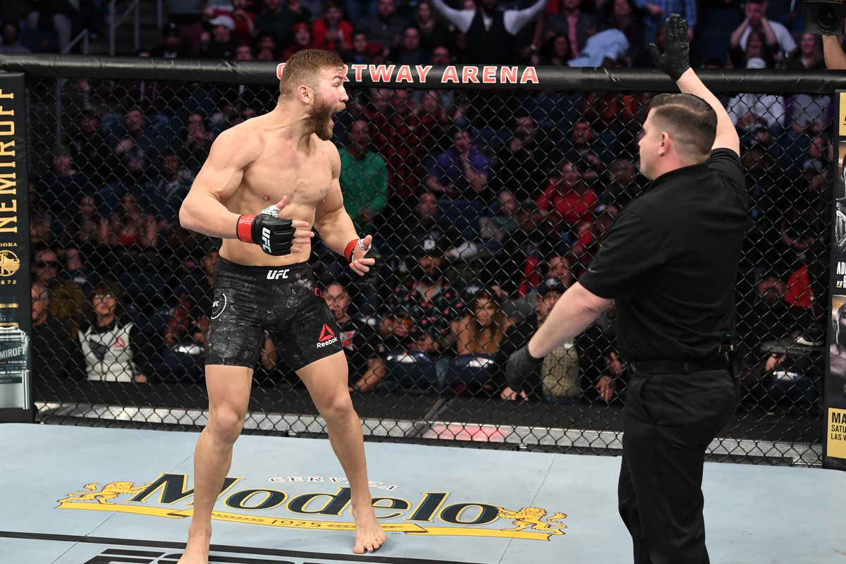 UFC Fight Night: Cutelaba v Ankalaev