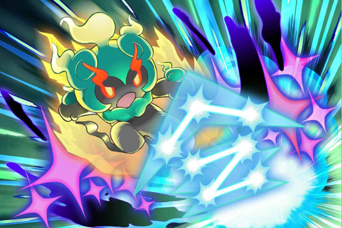 Mythical Pokemon Marshadow Coming to Sun and Moon via Gamestop Giveaway