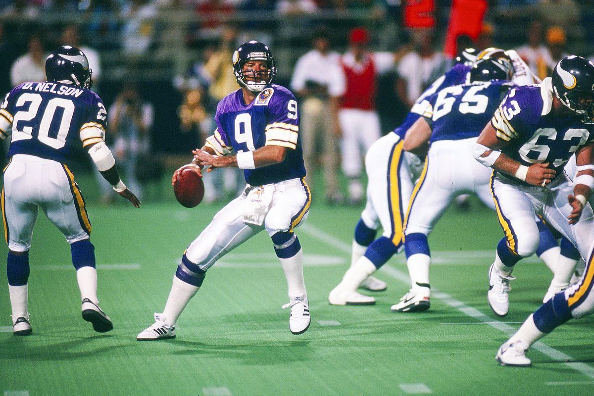 Minnesota Vikings Vs Washington Redskins Gameplay