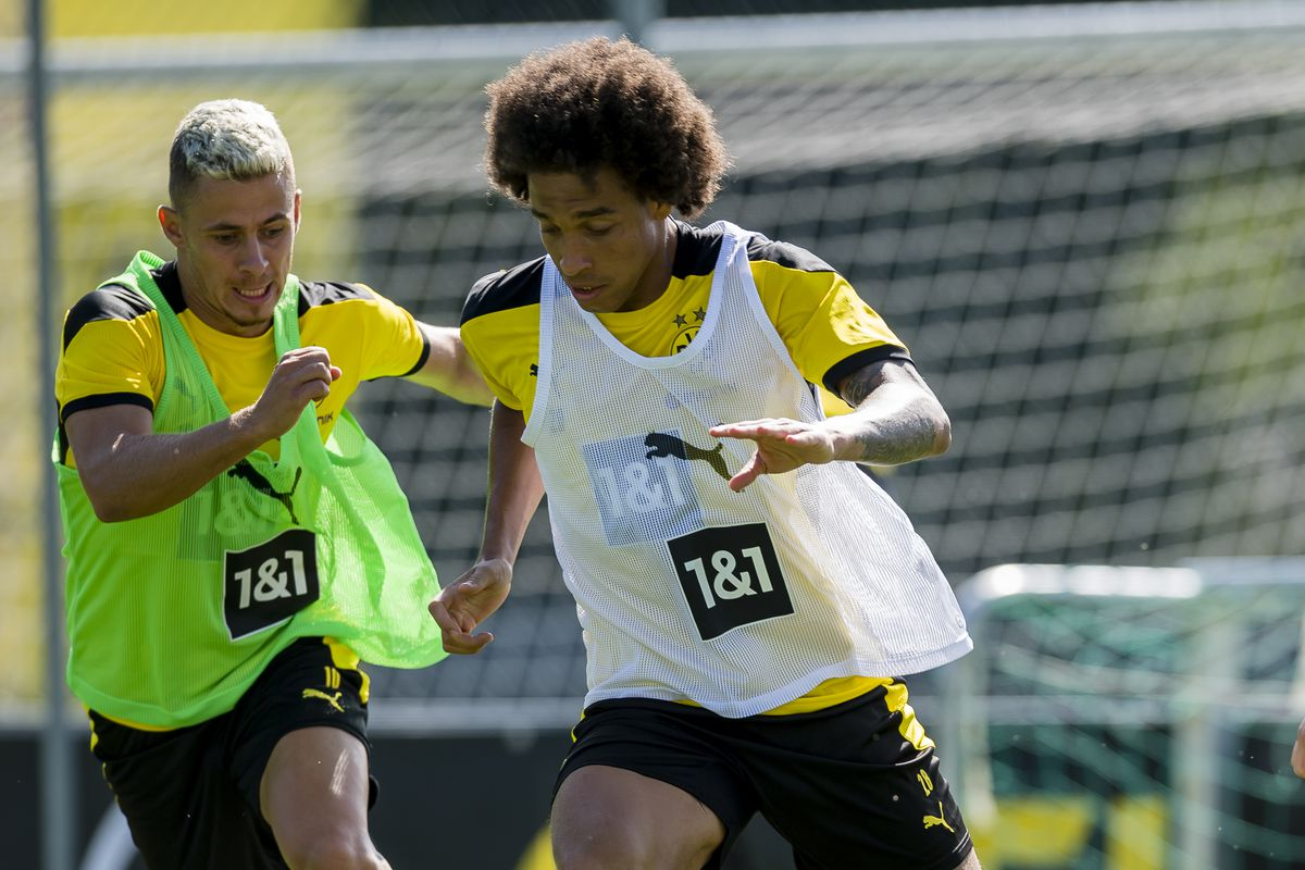 Borussia Dortmund Bad Ragaz Training Camp