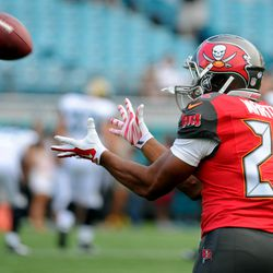 Doug Martin wants to improve his receiving ability