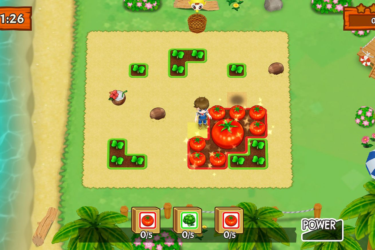 Harvest Moon: Mad Dash is a fast-paced, welcome take on the slow franchise