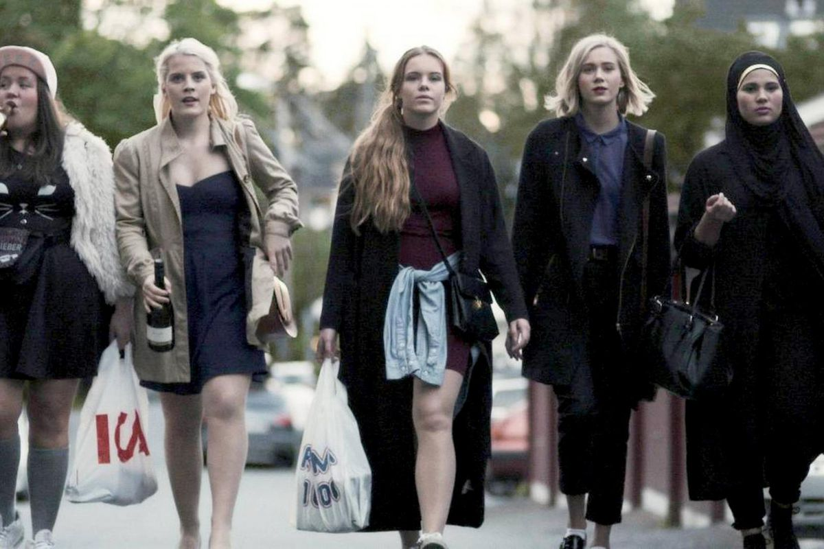 Facebook is remaking the viral norwegian teen drama skam the verge image nrk ccuart Images