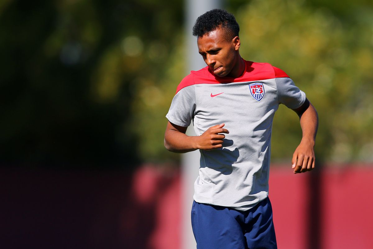 Julian Green makes his highly anticipated debut Wednesday. Mexico weeps.