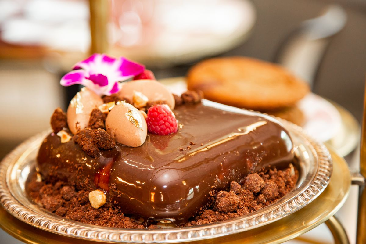 Desserts by Tiny Lou's pastry chef, Claudia Martinez are not to be missed