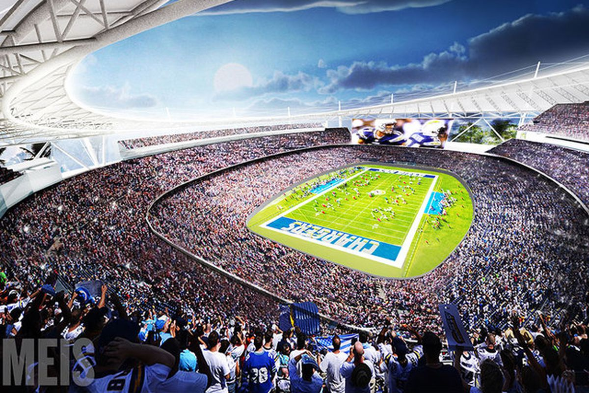 Stadium Talk What Do The Chargers Actually Want Bolts
