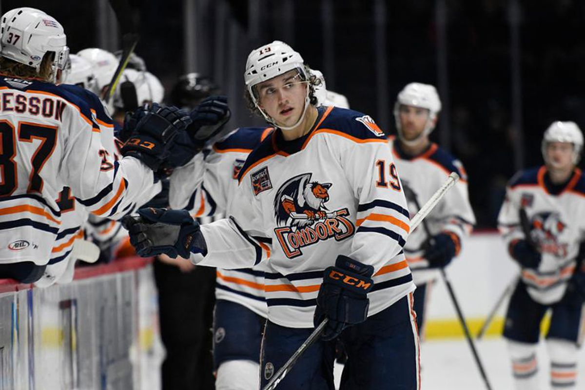 The Copper And Blue 2019 Top 25 Under 25: #22 - Logan Day